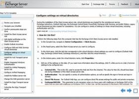 Microsoft Forefront Protection 2010 for Exchange Server screenshot