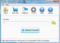 Office Password Remover screenshot