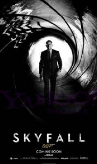 Free Skyfall 007 Screensaver screenshot
