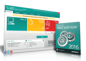 Ashampoo WinOptimizer 2016 screenshot