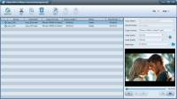 iFunia DVD to iPhone Converter screenshot