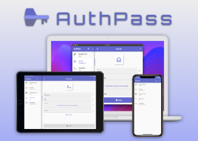AuthPass screenshot