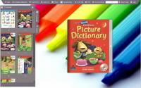 FlashBook Templates for Colored Pencils Style screenshot