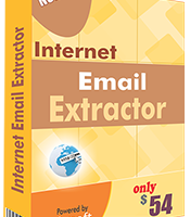 Internet Email Extractor screenshot