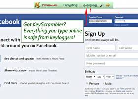 KeyScrambler Premium screenshot
