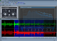 Wavosaur free audio editor screenshot