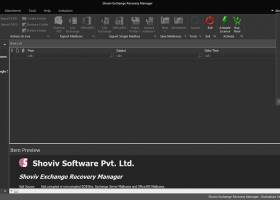 Exchange Recovery Manager screenshot