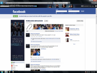 Mindless Behavior IE Browser Theme screenshot