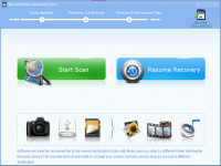 SD Card Files Recovery Pro screenshot