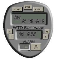 WTD Freeware Timer Alarm screenshot