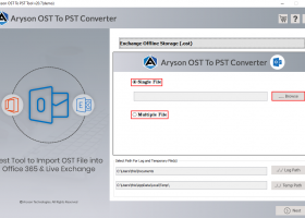 Best OST to PST Converter Tools screenshot