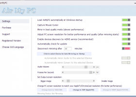 AirMyPC screenshot