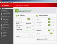 Avira Internet Security 2013 screenshot