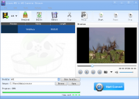 Lionsea MTS To AVI Converter Ultimate screenshot