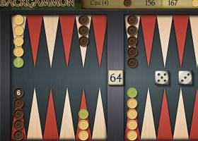 Backgammon PC screenshot