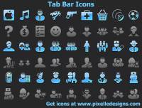 Tab Bar Icons screenshot