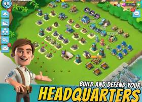 Boom Beach for PC Download screenshot