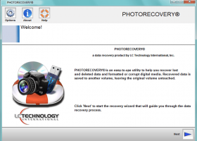 PHOTORECOVERY Professional 2019 for Wind screenshot