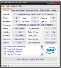 FFT-z Portable screenshot