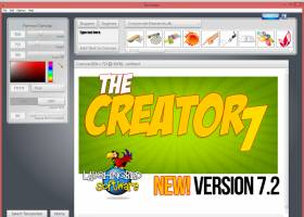The Logo Creator by Laughingbird Software screenshot