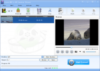 Lionsea MOV To AVI Converter Ultimate screenshot