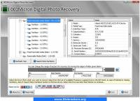 Digital Photo Restore Software screenshot