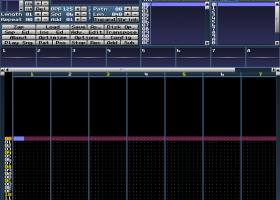 MilkyTracker screenshot