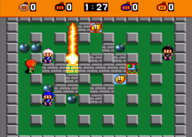 Super Bomberman screenshot
