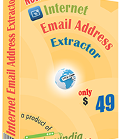Internet Email Address Extractor screenshot