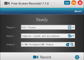 Free Screen Recorder screenshot