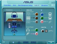 Realtek High Definition Audio driver screenshot