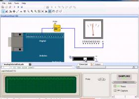 VirtualBreadboard screenshot