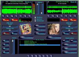 Audio DJ Studio for .NET screenshot