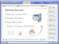 Music DVD Maker screenshot