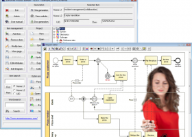Eunomia Process Builder screenshot