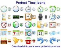 Perfect Time Icons screenshot