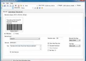 ISSN barcode generator 2 screenshot