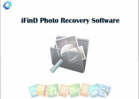 iFind Photo Recovery Free Edition screenshot