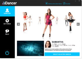 iDancer screenshot
