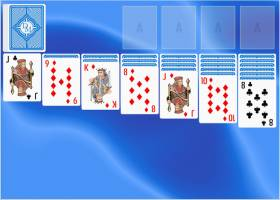Classic Solitaire for Windows screenshot