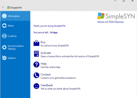 SimpleSYN.NET screenshot