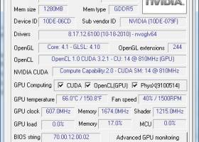 Portable GPU Caps Viewer screenshot