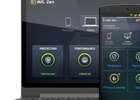 AVG Protection screenshot