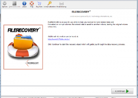 FILERECOVERY 2019 Professional for Windows screenshot
