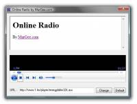 Online Radio screenshot