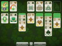 St. Patrick's Day Solitaire screenshot