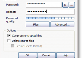 Advanced Encryption Package 2015 Professional screenshot