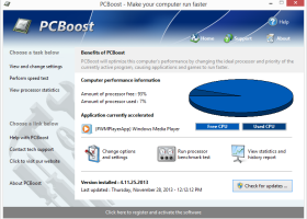 PCBoost screenshot