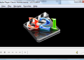 Media Player Classic - HomeCinema - 32 bit screenshot