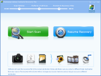Samsung Galaxy Contacts Recovery Pro screenshot